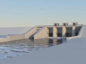 Vláda upřednostňuje u Hranic přehradu před poldrem. Může to ohrozit kras a minerální vody, varuje senátorka
