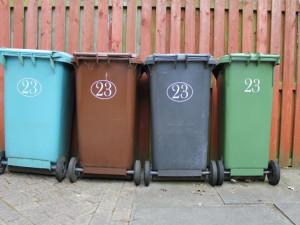 Obyvatelé Šumperku od května vytřídili přes dvanáct tun kuchyňského odpadu
