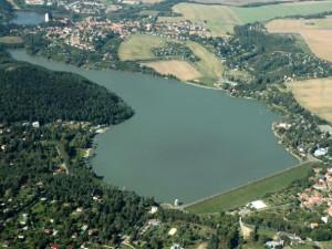Hygienici vydali zákaz koupání na Plumlovské přehradě u Prostějova