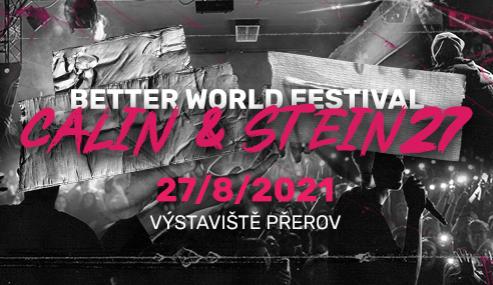 Spojení světů onkologicky nemocných a zdravých mladých lidí. Festival Better World míří do Přerova