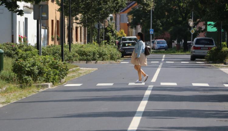 Obyvatelé Olomouce si oddechnou. Město dokončilo opravy dvou cest