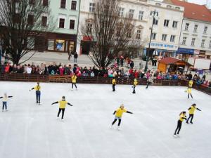 Letos v zimě se Prostějované opět mohou těšit na bruslení v centru
