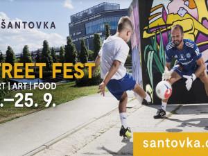 Ulice ožijí barvami! Programově nabitý Street fest rozpumpuje Olomouc