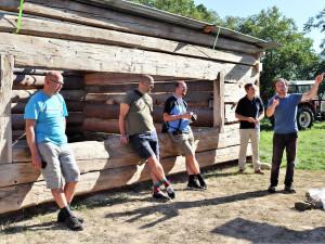Areál Hanáckého muzea v Příkazích se rozrůstá o unikátní 500 let starou stodolu