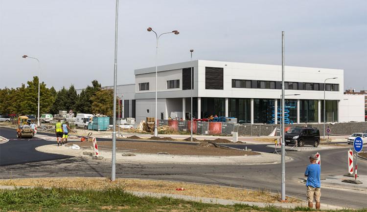 Blíží se otevření nového Kauflandu. Má přinést supermoderní nakupování