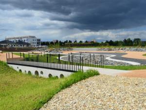 Zelený prstenec na jihu Prostějova se konečně rýsuje. Radní schválili zadání projektu
