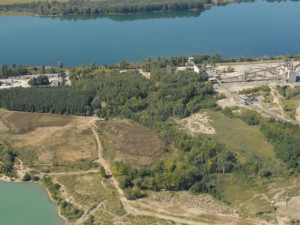 O rozšíření těžby štěrkopísku rozhodnou obyvatelé Tovačova v referendu