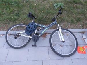 Policie hledá svědky. Čtrnáctiletý cyklista skončil v Prostějově pod koly motorky