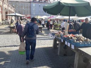 V Olomouci začala bitva o pronájem tržnice. Vítěz může získat strategickou plochu na čtvrt století
