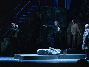 Opera Fidelio se vrací na jeviště Moravského divadla. Covid premiéru několikrát odložil