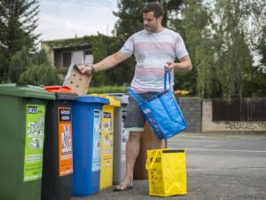 Odpad v kraji nejlépe třídí v Olomouci, Lipové-lázních, Majetíně a Mutkově