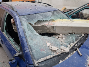 Výbuch v rodinném domě v Litovli způsobila neznámá látka, uvedla policie