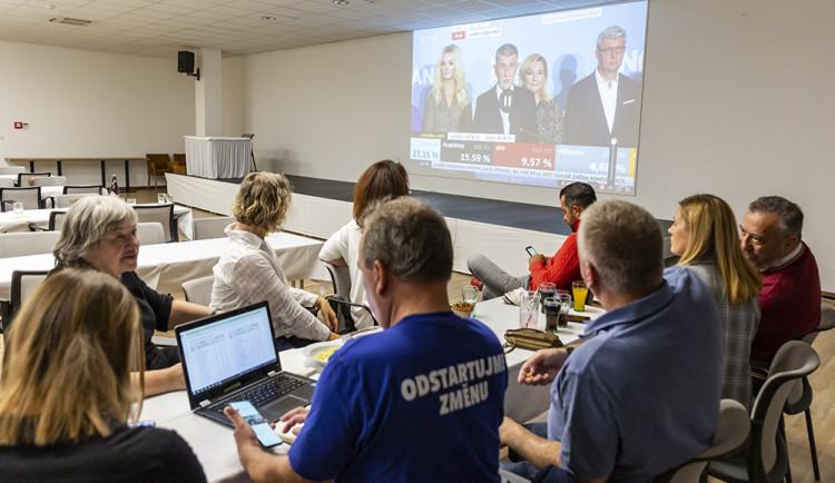 VOLBY 2021: Olomoucký kraj má 12 poslanců. KDU-ČSL uspělo v koalici SPOLU