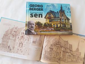 Architekta Bergera, který se zapsal do podoby Šumperka, představuje nová publikace