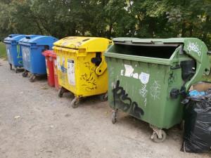 Olomouc nebude zvyšovat poplatky za odpad. Výdaje města ale narůstají