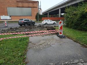 Vrahovice kvůli opravám výpadovky zuří a město mluví o fušeřině. Kraj tvrdí, že je všechno v pořádku