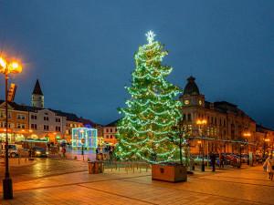 Vánoční zvonění i Ryba pro Bečvu. Přerov zná program městských Vánoc