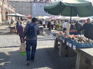 Olomouc začala hledat nového provozovatele tržnice. Strategickou plochu dostane na čtvrt století