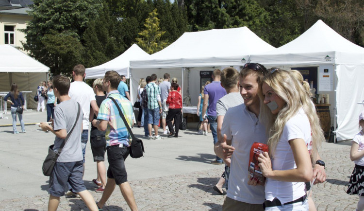 Sobotní Garden Food Festival