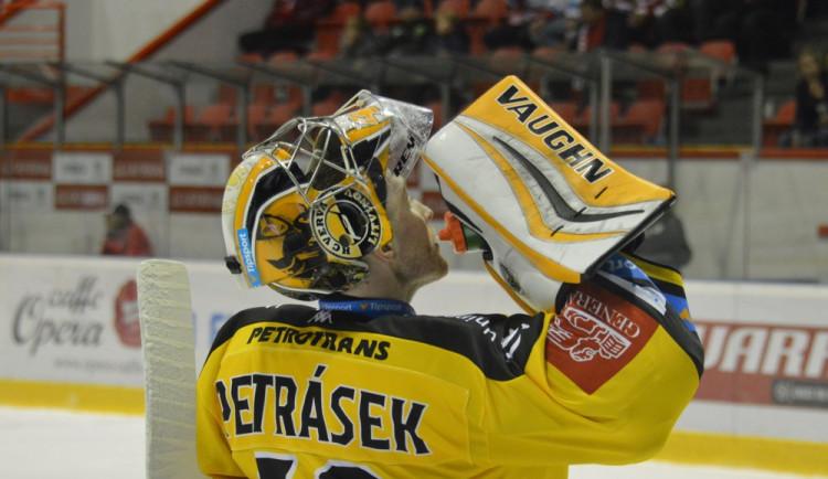 Mora prohrála na domácím ledě s posledním Litvínovem