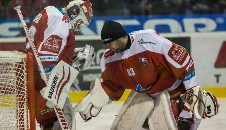 Hokejisté Olomouce padli v prodloužení s poslední Jihlavou