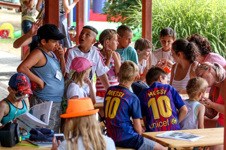 FOTOGALERIE: Nadace Brave Bear uspořádala pro děti velký dětský den. Podívejte se na fotky!