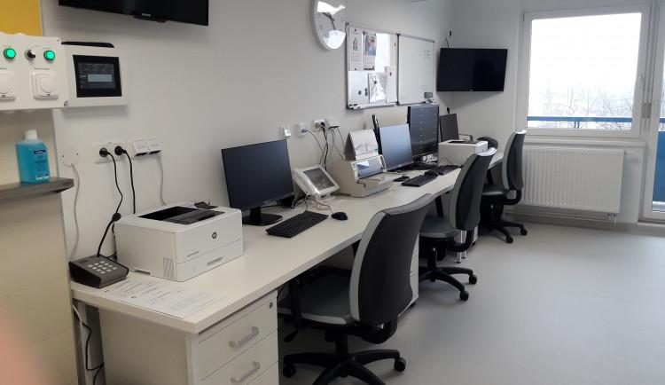 Ve Fakultní nemocnici Olomouc se otevřelo nové oddělení