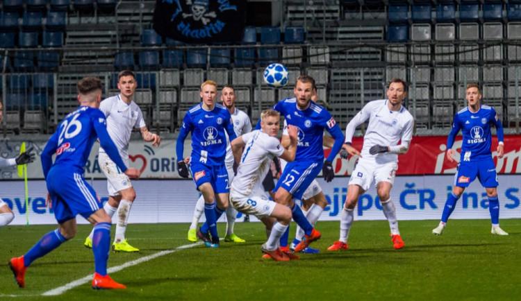 FOTOGALERIE: Olomouc porazila Liberec 2:1 a zvítězila počtvrté za sebou
