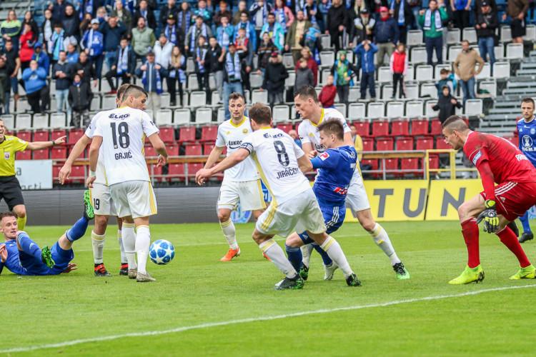 FOTOGALERIE: Olomouc sice finální boj o Evropu vyhrála 3:2, na postup to ale nestačilo. Sigmě končí sezóna