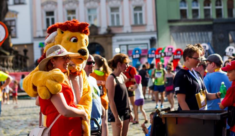 FOTOGALERIE: Podívejte se na fotky z desátého ročníku olomouckého půlmaratonu