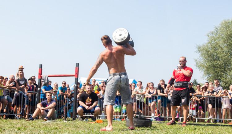FOTOGALERIE: Na Poděbradech proběhl druhý ročník Runex Race, podívejte se na fotky!