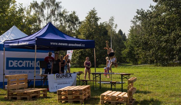 FOTO: Na Poděbradech proběhl druhý ročník Runex Race, podívejte se na fotky!