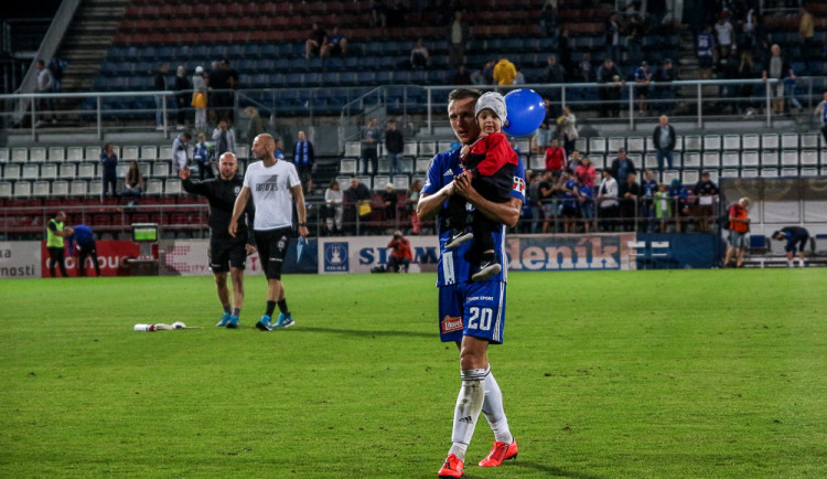 FOTOGALERIE: Sigma si doma poradila s Opavou, góly padaly v druhé půli