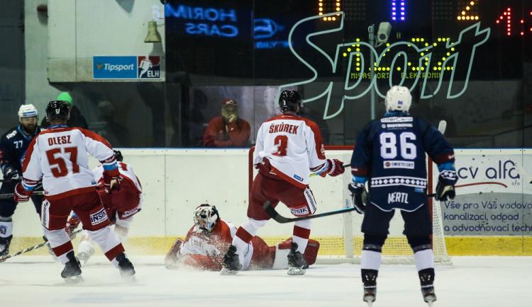 Olomouc prohrála s Plzní 0:4. Rozhodly přesilovky