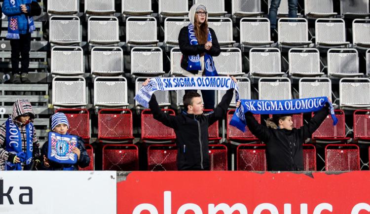 FOTOGALERIE: Mladá Boleslav v Olomouci srovnala během jedné minuty na 2:2